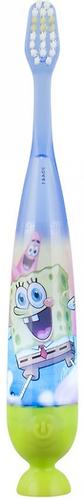 Зубная щетка Sponge Bob с мигающим световым таймероми и присоской (1)