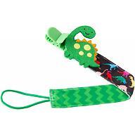 Держатель для пустышек Roxy Kids с игрушкой Динозаврик