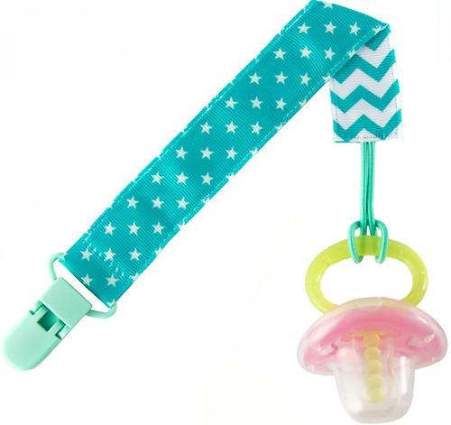 Держатель для пустышек Roxy Kids с игрушкой Мята (6)