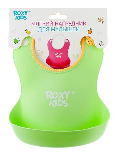 Нагрудник Roxy Kids для кормления в ассортименте (12)