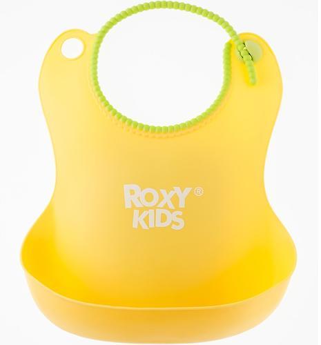 Нагрудник Roxy Kids для кормления в ассортименте (9)
