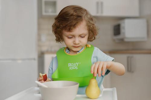 Нагрудник Roxy Kids для кормления в ассортименте (16)