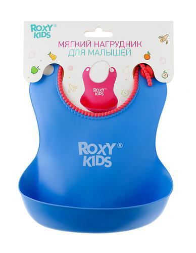 Нагрудник Roxy Kids для кормления в ассортименте (14)