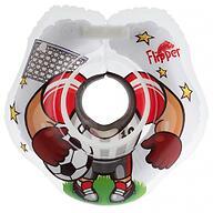 Круг на шею Roxy Kids Flipper для купания малышей Футболист