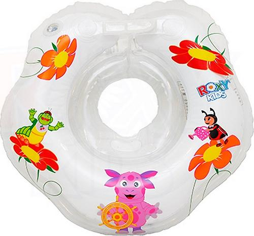 Круг на шею Roxy Kids Лунтик 2+ для купания малышей от 1,5 лет (7)
