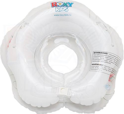 Круг на шею Roxy Kids Лунтик 2+ для купания малышей от 1,5 лет (10)