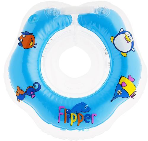 Круг на шею Roxy Kids Flipper для купания малышей 0+ (11)