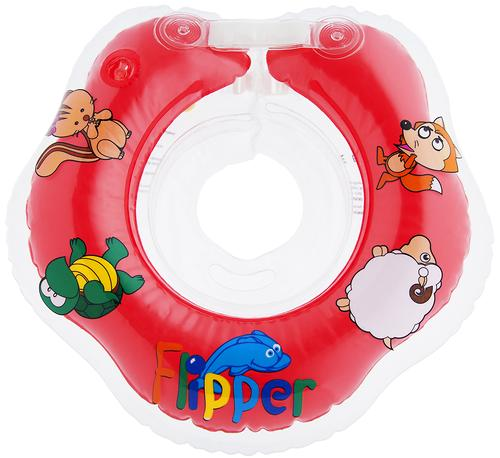 Круг на шею Roxy Kids Flipper для купания малышей 0+ (14)