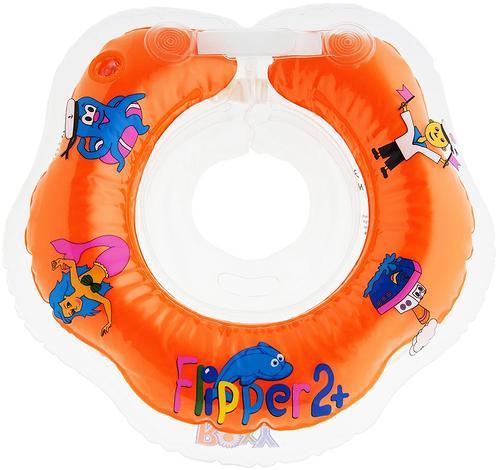 Круг на шею Roxy Kids Flipper для купания от 1,5 лет 2+ (10)