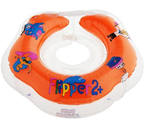 Круг на шею Roxy Kids Flipper для купания от 1,5 лет 2+ (11)