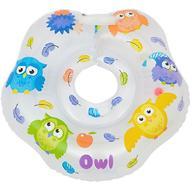 Надувной круг на шею Roxy Kids для купания малышей Owl