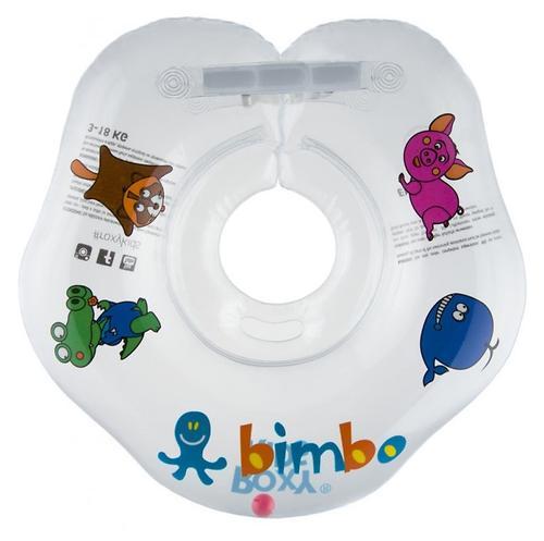 Надувной круг на шею Roxy Kids для купания малышей Bimbo (6)
