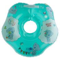 Надувной круг на шею Roxy Kids для купания малышей Teddy Friends
