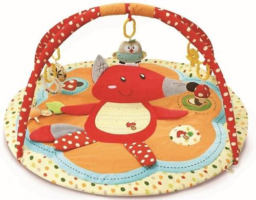 Развивающий игровой коврик Roxy Kids Лисичка и ее друзья с дугами (7)