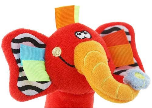 Игрушка Roxy Kids развивающая Слоненок Сквикер (7)