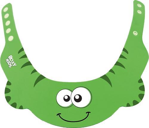 Козырек Roxy Kids для мытья головы зеленый (3)