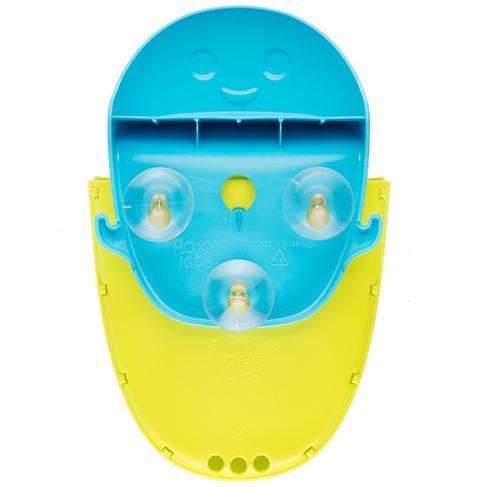 Органайзер-сортер Roxy Kids Dino с полочкой для хранения игрушек и банных принадлежностей Зеленый (14)