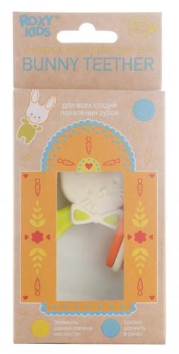 Прорезыватель универсальный Roxy Kids BunnyЗеленый (10)