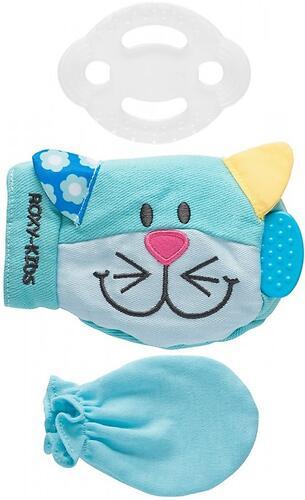 Игрушка-рукавичка с прорезывателями Roxy-Kids Салли (9)