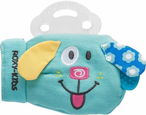 Игрушка-рукавичка с прорезывателями Roxy-Kids Вуффи (10)