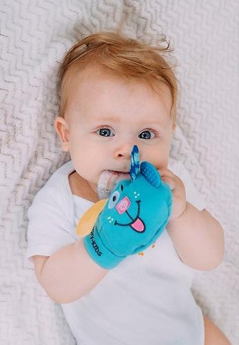 Игрушка-рукавичка с прорезывателями Roxy-Kids Вуффи (17)