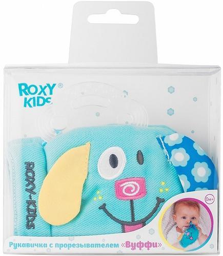 Игрушка-рукавичка с прорезывателями Roxy-Kids Вуффи (15)