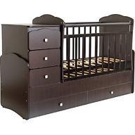 Кроватка детская Фея 2100 Венге