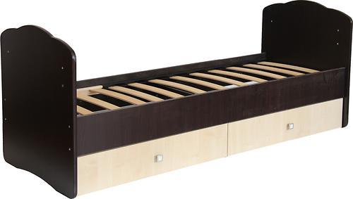 Кроватка детская Фея 2100 Венге-клен (6)