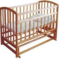 Уценка! Кроватка детская Фея 310 Медовый (Ас)