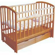 Кроватка детская Фея 313 Орех