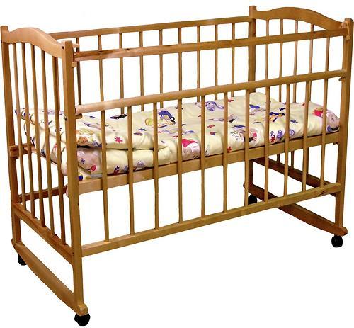 Кроватка детская Фея 204 медовый (3)