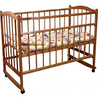 Кроватка детская Фея 204 орех - Minim