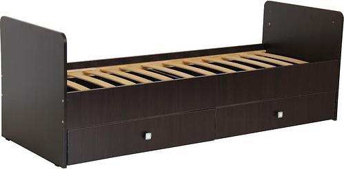 Кроватка детская Фея 1100 Венге (5)