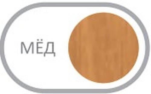 Кроватка детская Фея 204 медовый (4)