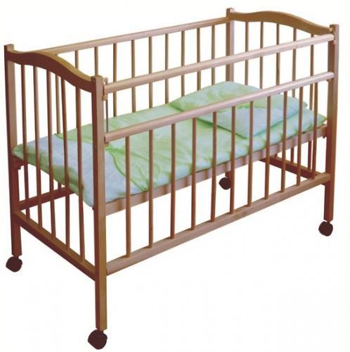 Кроватка детская Фея 203 орех (4)