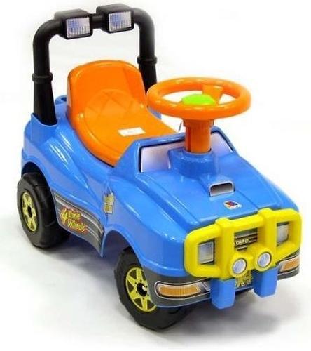 Автомобиль Полесье Джип каталка в ассортименте (5)