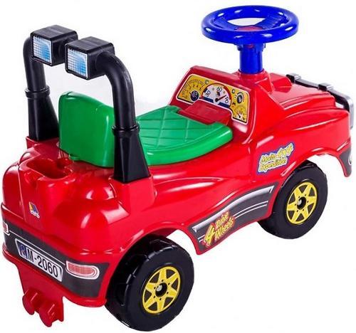 Автомобиль Полесье Джип каталка в ассортименте (7)