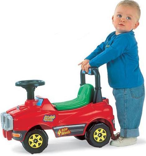 Автомобиль Полесье Джип каталка в ассортименте (8)