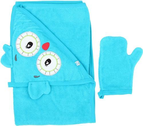 Полотенце Koala для купания Stworek Синее (1)