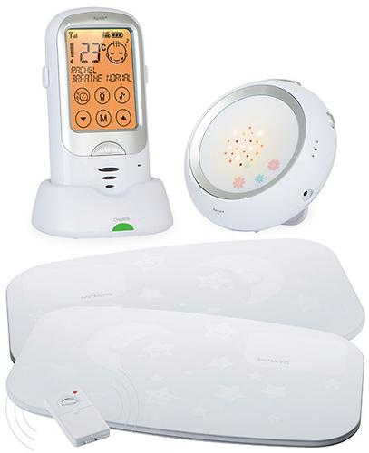 Радионяня с расширенным монитором дыхания Ramili Baby RA300SP2 (6)