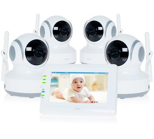 Видеоняня Ramili Baby RV900X2 (7)
