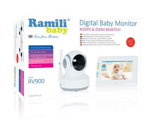 Видеоняня Ramili Baby RV900X2 (9)