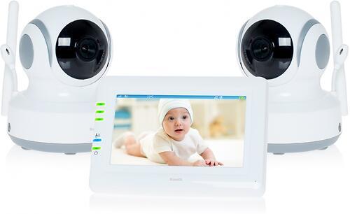 Видеоняня Ramili Baby RV900X2 (6)