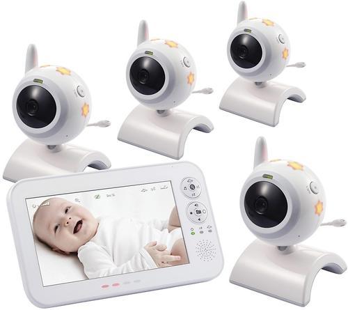 Видеоняня Switel BCF930 Quadro (4 камеры) (1)
