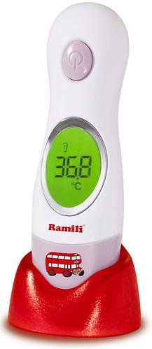 Термометр Ramili инфракрасный ушной и лобный ET3030 (4)