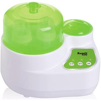 Стерилизатор-подогреватель 3в1 Ramili для бутылочек и детского питания BSS250 - Minim