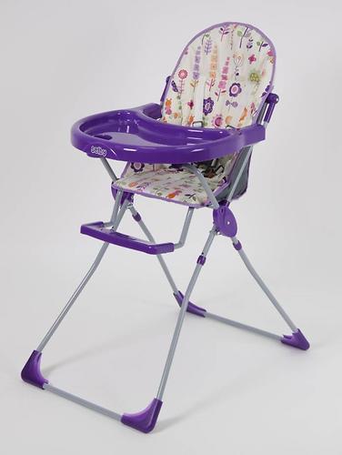 Стульчик для кормления Selby 251 Яркий луг фиолетовый (8)