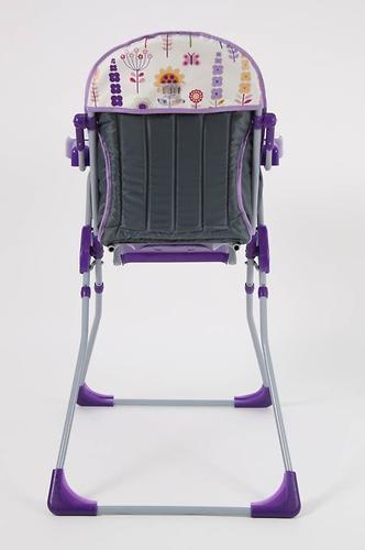 Стульчик для кормления Selby 251 Яркий луг фиолетовый (11)