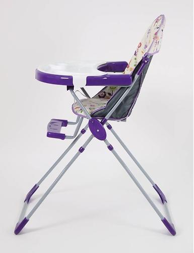 Стульчик для кормления Selby 251 Яркий луг фиолетовый (10)