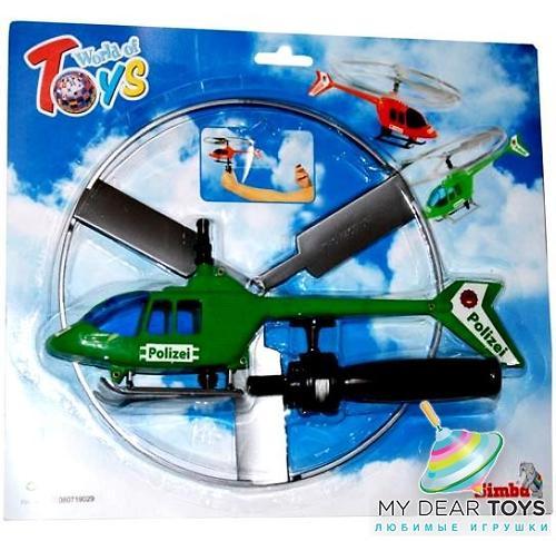 Полицейский вертолет Simba (4)